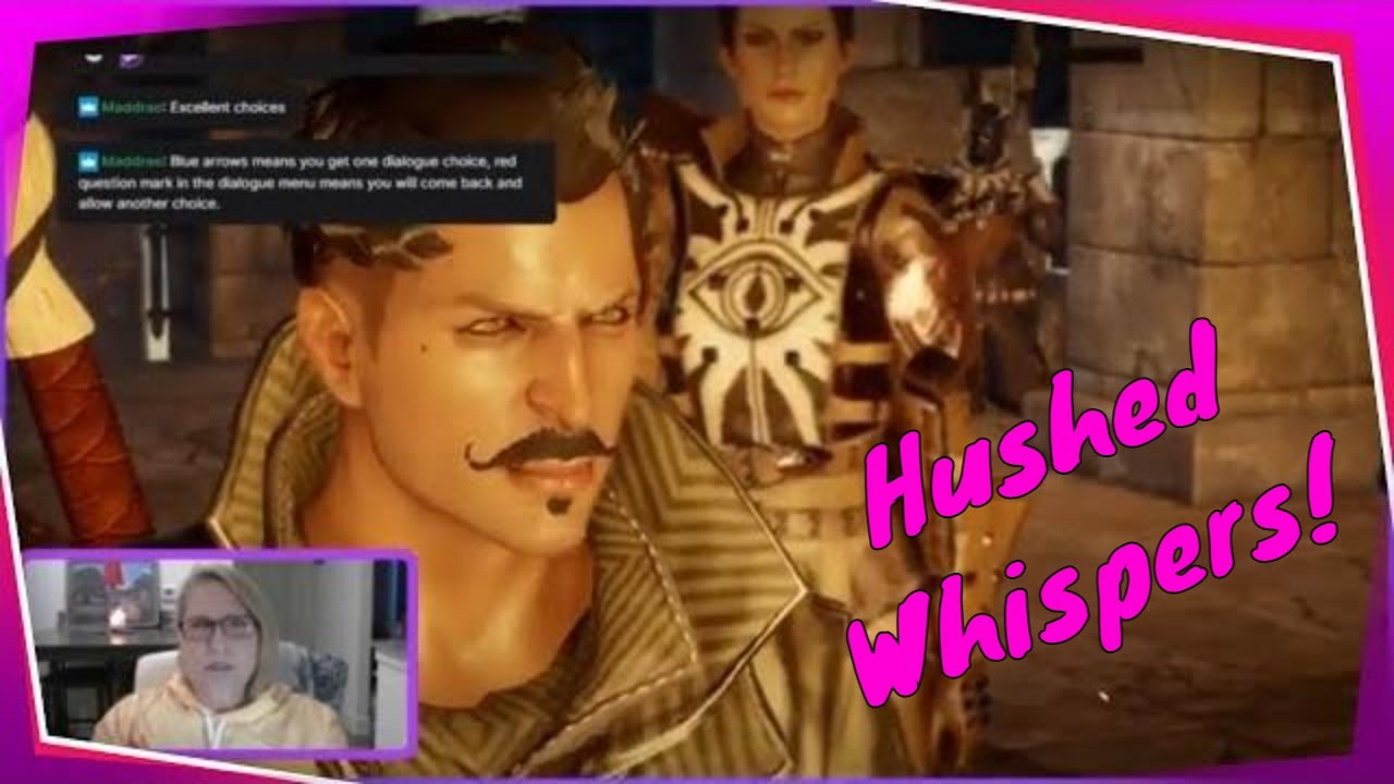 Download Dragon Age Inquisition VIDEO With A Grandma (Episode 3: MAGES)
