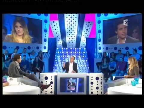 Laurent Lafitte et Laurence Arné - On n'est pas couché 30 avril 2011 #ONPC