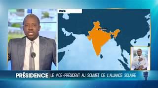 Le 13 heures de RTI 1 du 12 mars 2018 par Hamza Diaby