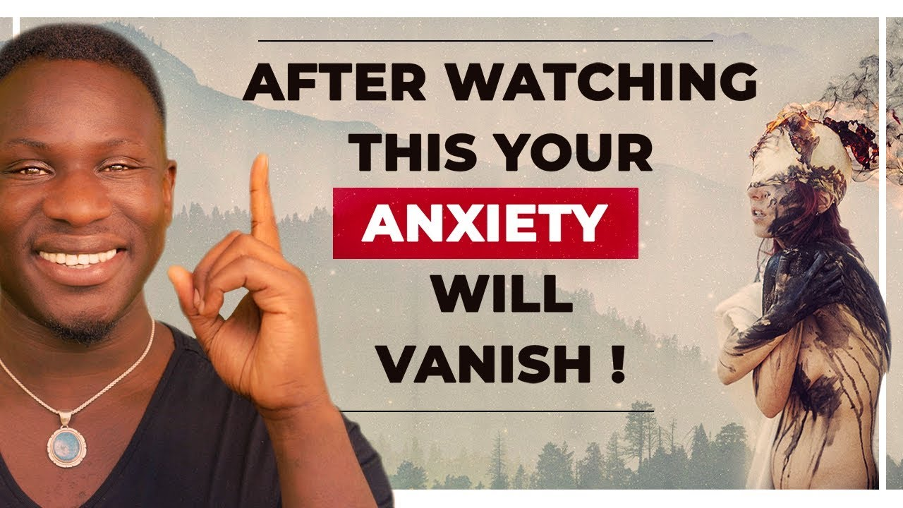 All ANXIETY Sufferers, WATCH THIS! (Important Message!)