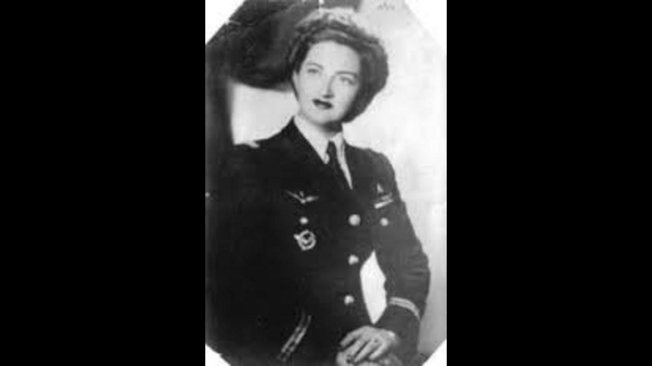 ea0bfa8993931 Margot Duhalde - La historia de la primera piloto de guerra chilena ...