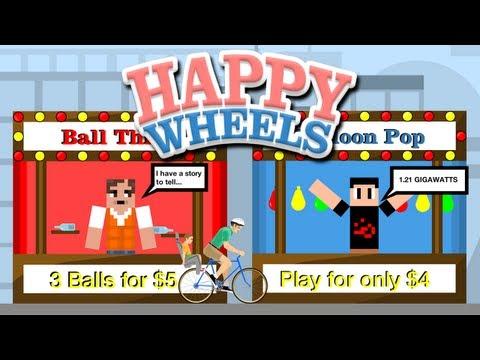 Happy Wheels - The Fairgrounds