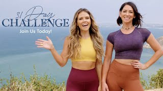 BIG NEWS!!! Tone It Up 31 Day Challenge ~ Sign Up & Join Us Today! Video