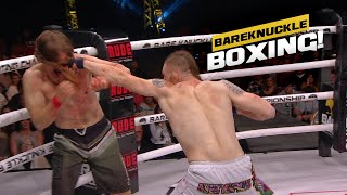 #BKFC Free Fight | Harris v Chiffens - BKFC 9 | Bare Knuckle Boxing Fight