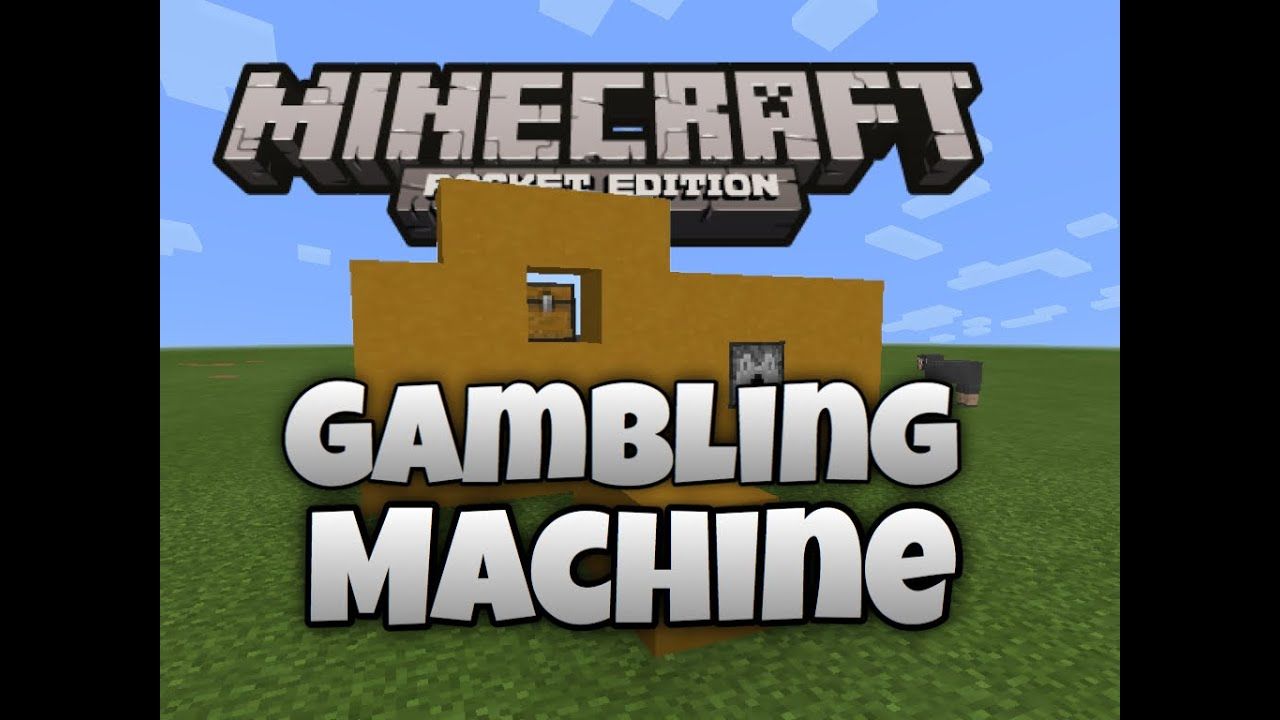 How to make a slot machine in minecraft pe how to open up sim card slot on iphone 4