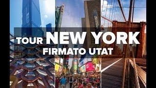Tour New York Firmato UTAT: Non Il Solito Viaggio A NEW YORK
