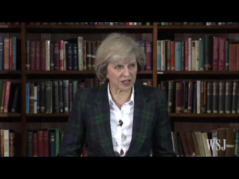 U.K. Prime Minister Assembles Brexit Cabinet