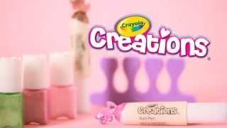 Crayola Creations: Diseñadora de Uñas