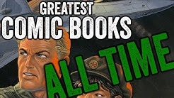 Buck Danny: The Greatest Comic Books of All Time Ep.10