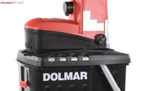 Broyeur électrique Dolmar FH-2500