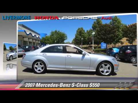 2007 mercedes benz s class s550 livermore youtube for Mercedes benz livermore