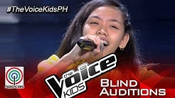 "The Voice Kids Philippines 2015 Blind Audition: ""Ang Buhay Ko"" by Jiah"