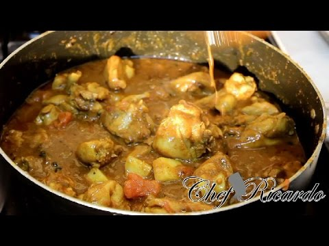 The Best Jamaican Curry Chicken Recipe Ever | Recipes By Chef Ricardo