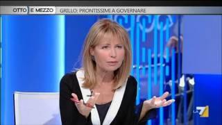 Luigi di Maio - Marco Travaglio  / Otto e mezzo 24 settembre 2015