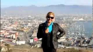 Ensenada 2014 con Mariana Hammann