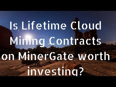 Should I Invest in MinerGate Cloud Mining?