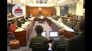 Standing Finance Committee (Part 1) - 4th Session - May 8, 2019