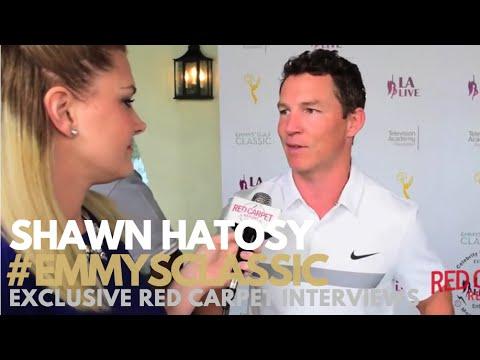 Shawn Hatosy #AnimalKingdom at the 17th Annual Emmys Golf Classic #EmmysClassic