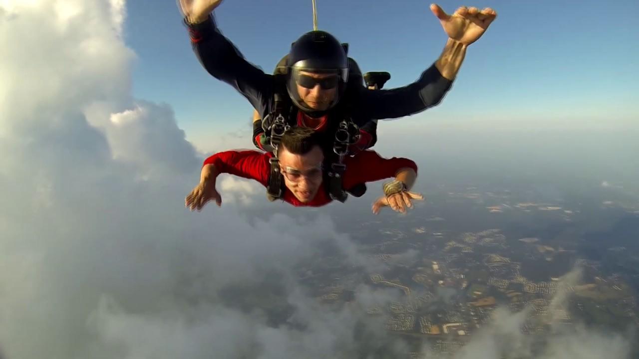 Tandem Skydiving Experience at Skydive Cross Keys in