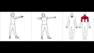 Pil og bue m/ hodebevegelse