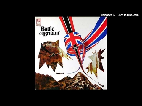 William Walton (with Malcolm Arnold) : Battle of Britain, rejected music for the film (1969)