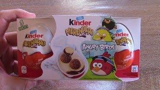 Kinder Joy Angry Birds 2018
