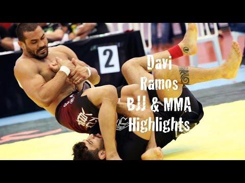 Davi Ramos MMA & BJJ Highlights - ADCC 2015 Champion [HELLO JAPAN]