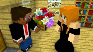 Download Video Alex and Steve: Minecraft Love Story - Minecraft Animation MP3 3GP MP4