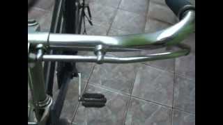 Bicicleta Rudge Video