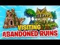 ABANDONED RUINS! - Minecraft SKYBLOCK #3
