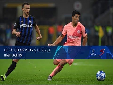 Uefa Champions League Inter Milan Vs Barcelona