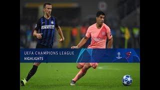UEFA Champions League | Inter Milan vs Barcelona  | Highlights