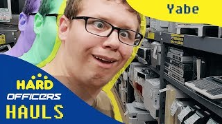 Mind Blowing Used Game Shop in Japan | Yabe Hard Off | Hard Officers Hauls Episode 8