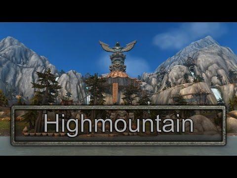 Highmountain - WoW: Legion Music