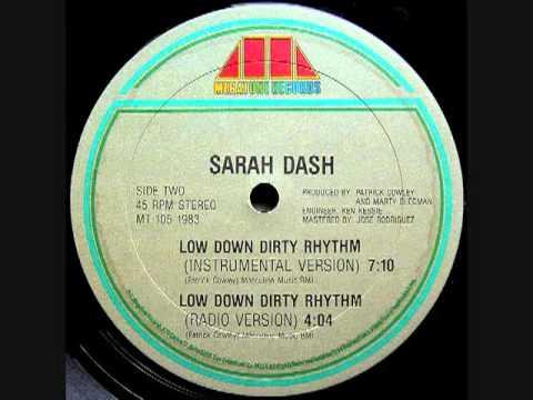 Sarah Dash-Low Down Dirty Rhythm