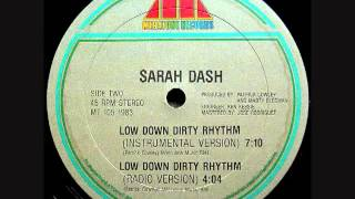 Sarah Dash-Low Down Dirty Rhythm