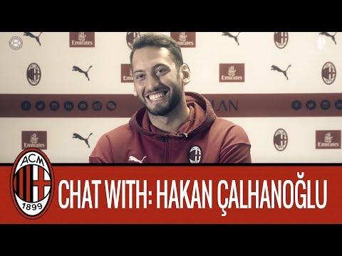 A Chat with: Hakan Çalhanoğlu