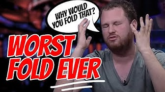 WSOP Big One For One Drop Hand of the Week - FINAL TABLE