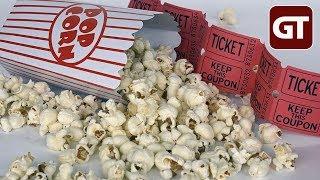 Thumbnail für Kino: Filme, Futtern, feste Rituale - GT Talk #5