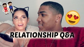 ANSWERING YOUR QUESTIONS ABOUT OUR RELATIONSHIP!!