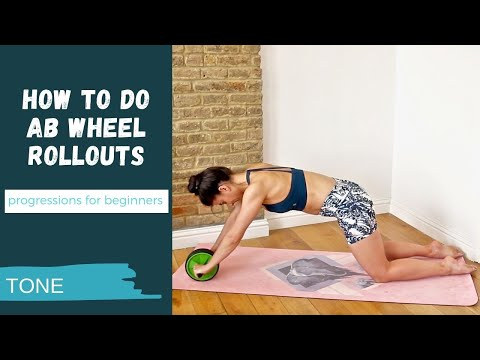 How to do Ab Wheel Rollouts | Perfect Technique & Progressions for Beginners