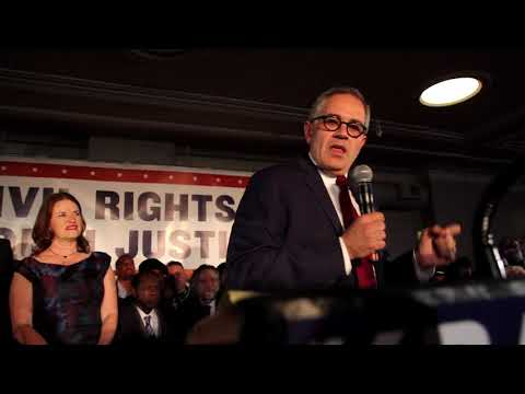 Larry Krasner wins District Attorney race in Philadelphia