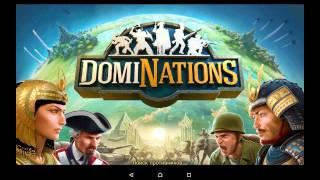 Мой обзор на DomiNations и сравнение с Clash of Clans