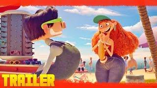 ¿Cabeza o Corazón? (2016) Disney Teaser Tráiler Oficial Español Latino