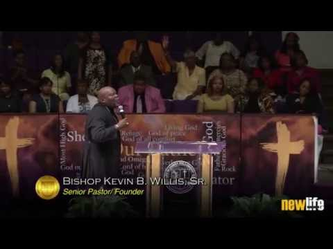"""Bishop Kevin B. Willis, Sr. """"The Miracle That Almost Didn"""