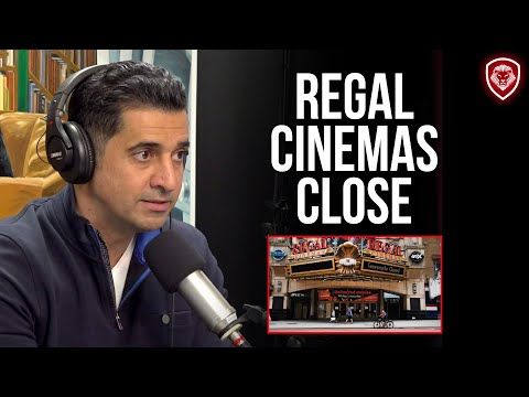 The End Of Regal Cinemas Movie Theaters?