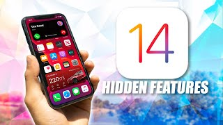 iOS 14 - The BEST Hidden Features & Tips!