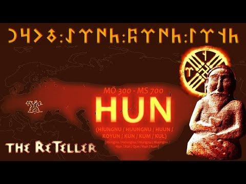 Attila Hun Theme Music (Ancient Turkic Throat Singing)