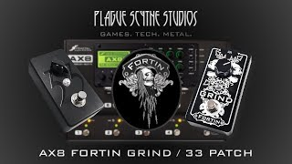 Fortin Grind  33 AX8 Patch - Tutorial