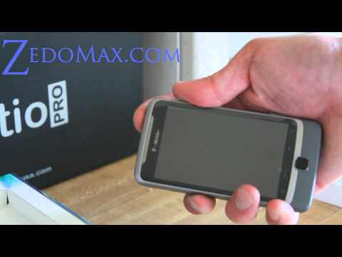T-Mobile G2 Phone Unboxing Review!